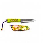Нож Nagao Higonokami, Bannou, Shirogami (White Steel), 65mm