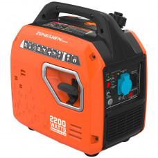 Генератор бензиновый инверторный Zongshen BQH 2200 E
