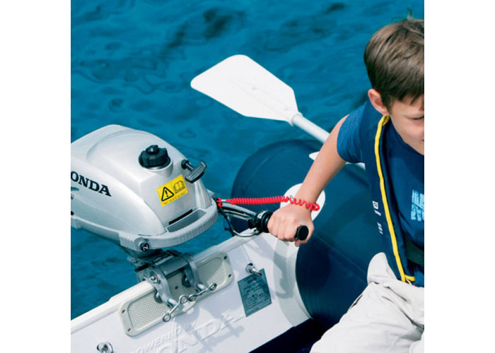 4-х тактный лодочный мотор Honda BF 2.3 SCHU