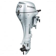 4-х тактный лодочный мотор Honda BF 20 SHSU