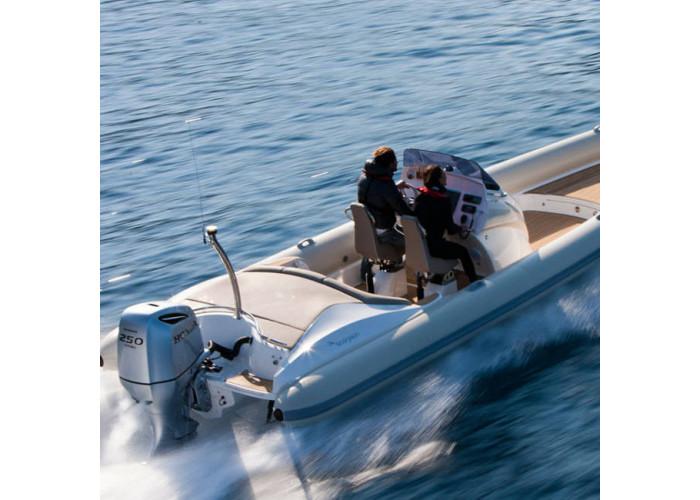 4-х тактный лодочный мотор Honda BF 250 XD