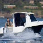 4-х тактный лодочный мотор Honda BF 50 LRTU