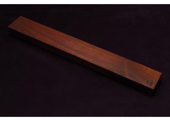 Магнитный держатель для ножей MDG (орех) 700г.