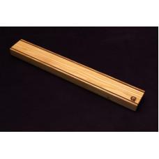 Магнитный держатель для ножей MDG (ясень и орех) 500г.