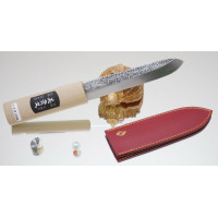 Makiri 135mm (кожаные ножны)