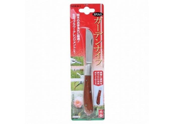 Нож TopMan, Japan-Warikomi (дерево)