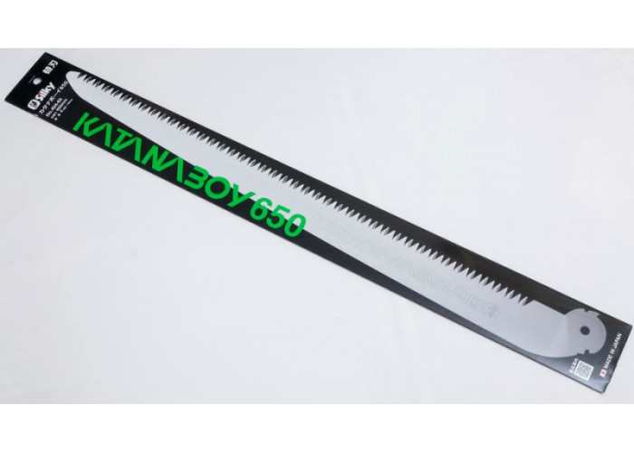 Полотно для пилы Silky KATANABOY 650mm (4 зуб на 30mm)