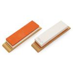 Водный камень Suehiro, серии Whetstones for Kitchen Knives, 400/1200 грит, KC-1800, 175 x 50 x 16мм / 175x 50 x 16мм
