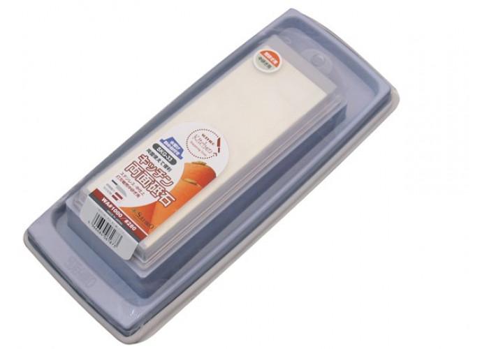 Водный камень Suehiro, серии Whetstones for Kitchen Knives, 280/1000 грит, SKG-33. 183 x 63 x 13мм / 183 x 63 x 13мм