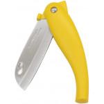 Складной кухонный нож Suncraft Petty 70mm (зеленый)