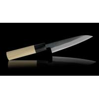 Кухонный нож Tojiro Petty 120mm, Shirogami, Kurouchi