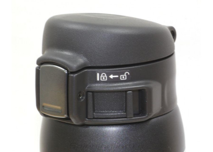Термос - кружка Zojirushi SM-SD60-BC 0,6л (черный)