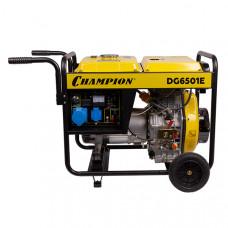 Генератор CHAMPION DG6501E