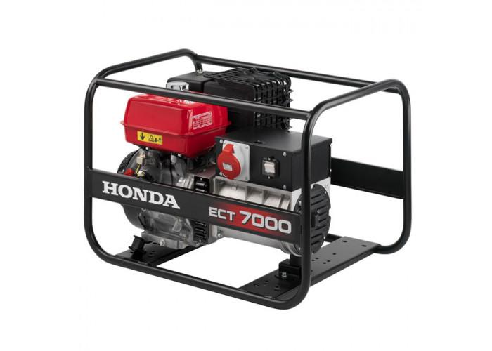 генератор Honda ECT 7000
