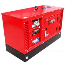 Генератор дизельный сварочный Europower EPS 230 DXE DC