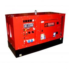 Генератор дизельный сварочный Europower EPS 400 DXE DC