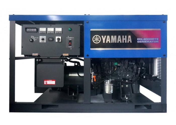 генератор YAMAHA EDL 20000 TE