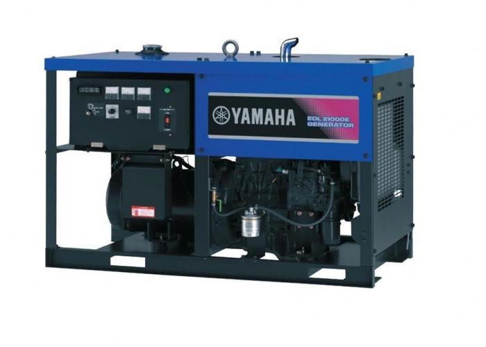 генератор YAMAHA EDL 21000 E