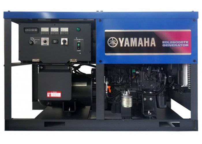 генератор YAMAHA EDL 26000 TE