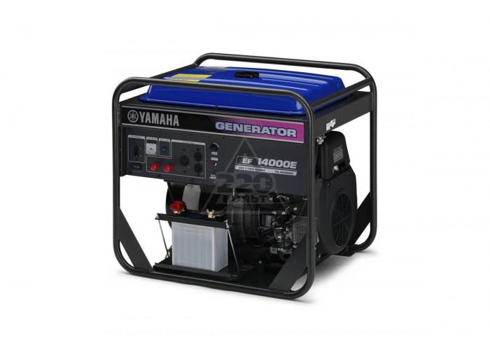 генератор YAMAHA EF 14000 E