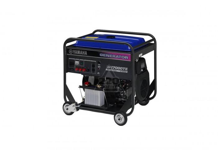 генератор YAMAHA EF 17000 TE