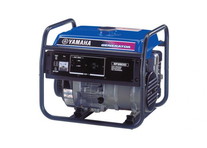 генератор YAMAHA EF 2600 FW