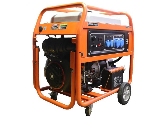 Генератор бензиновый Zongshen PB 18000 E
