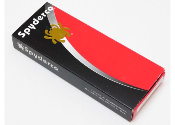 Spyderco Dragonfly, Stainless handles, VG-10 Steel, Plain