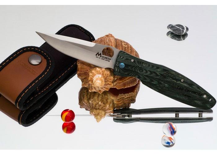 Складной нож MCUSTA MC-184