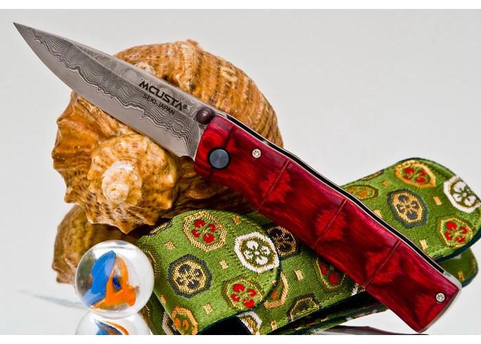 Складной нож MCUSTA MC-75D Take