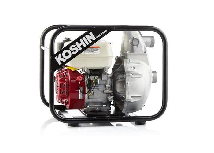 мотопомпа Koshin SERH-50 Z