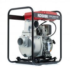 мотопомпа Koshin SEY-100 D