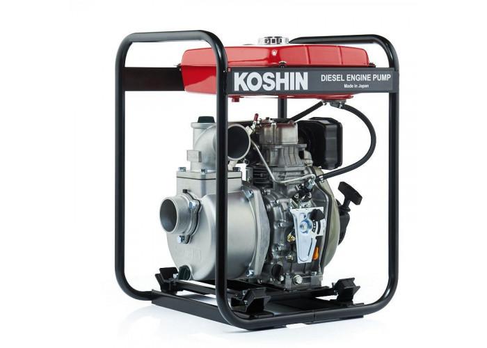мотопомпа Koshin SEY-80 D