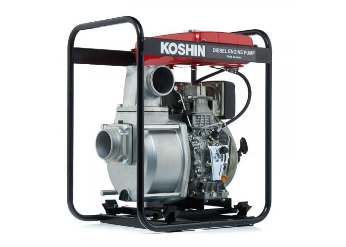 мотопомпа Koshin STY-100 D