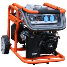 Однофазный генератор бензиновый Zongshen KB 5000 E