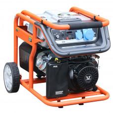 Однофазный генератор бензиновый Zongshen KB 7000 E