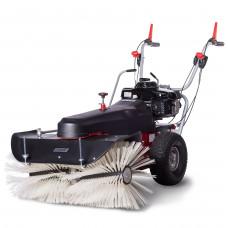 Подметальная машина бензиновая Limpar 104 PRO (с щеткой для снега и грязи)