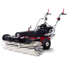 Подметальная машина бензиновая Limpar 120 (с щеткой для снега и грязи)