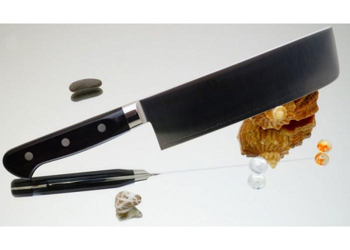 Кухонный нож RYUSEN Blazen Nakiri 165mm