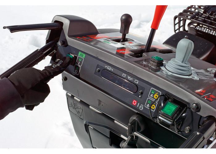 Снегоуборщик Honda HSM 1380 i E купить