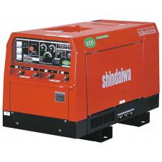 двухпостовой сварочный генератор Shindaiwa DGW400DMK-S1