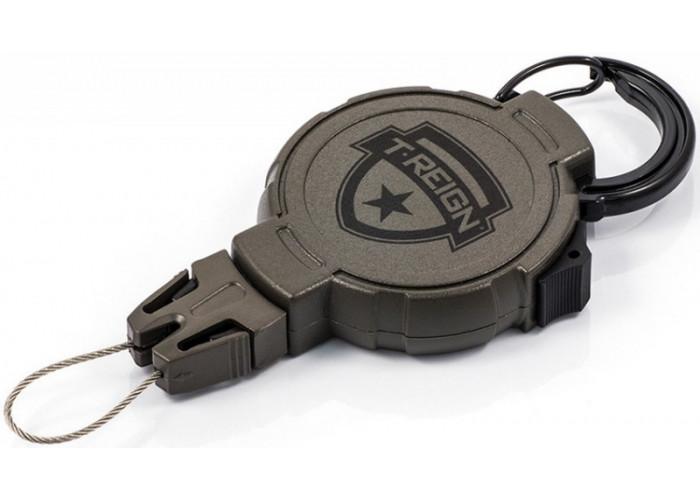 Ретрактор (рулетка) T-reign, размер L, карабин, 0TR0-025