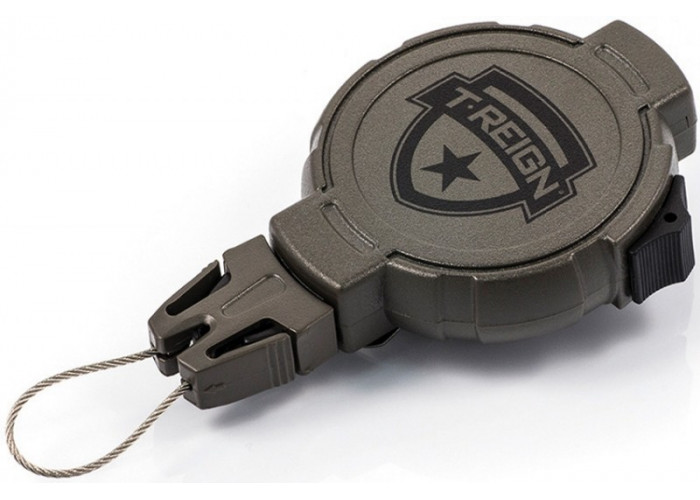 Ретрактор (рулетка) T-reign, размер L, клипса, 0TR0-027