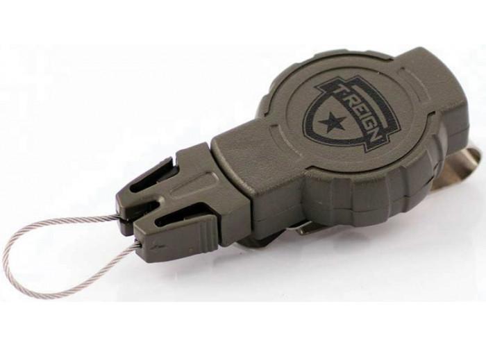 Ретрактор (рулетка) T-reign, размер S, клипса, 0TRG-212