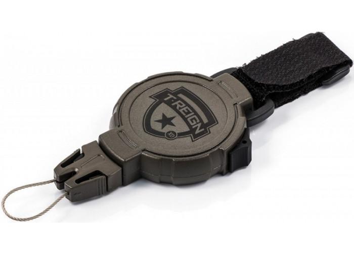 Ретрактор (рулетка) T-reign, размер XD, липучка, 0TRG-243