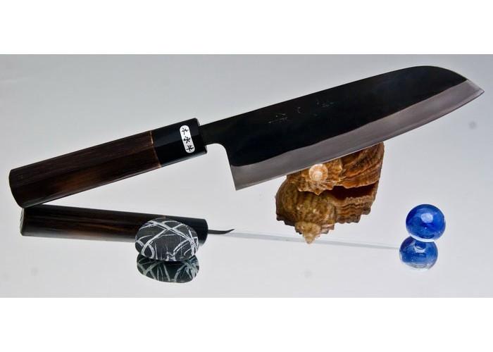 Кухонный нож Watanabe Santoku 165mm